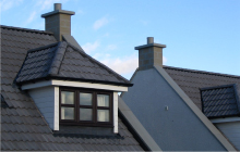 GRP Roofing from Capvond Plastics