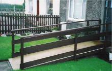 Walkways and Ramps from Capvond Composites